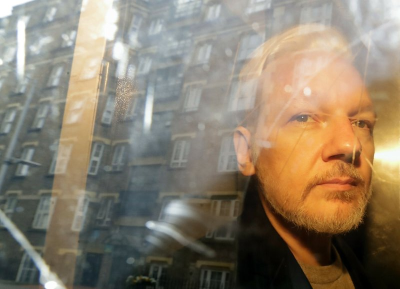 WikiLeaks' Julian Assange awaits UK judge's decision on extradition from UK to US over espionage charges