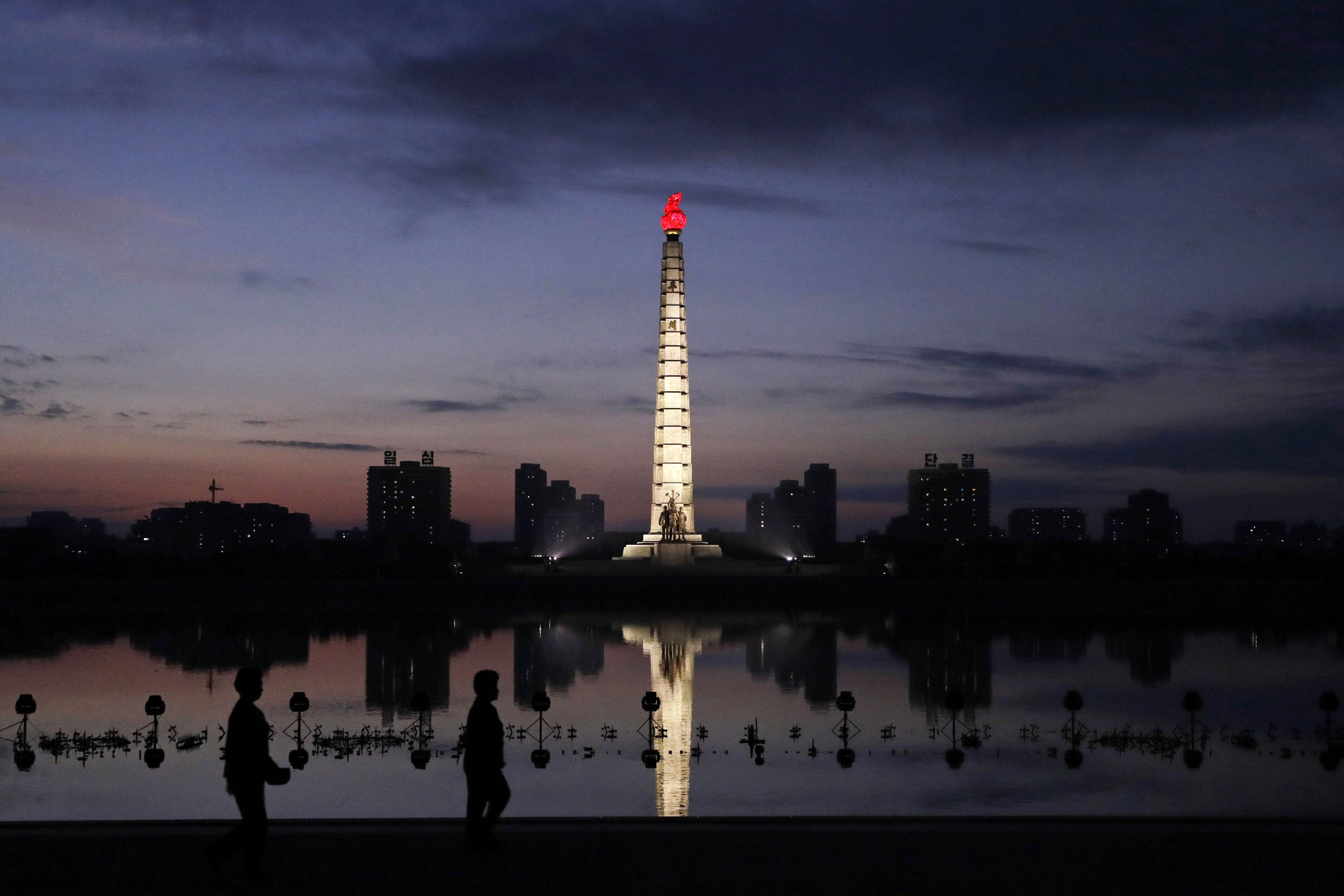 Juche rules North Korean propaganda, but what does it mean?