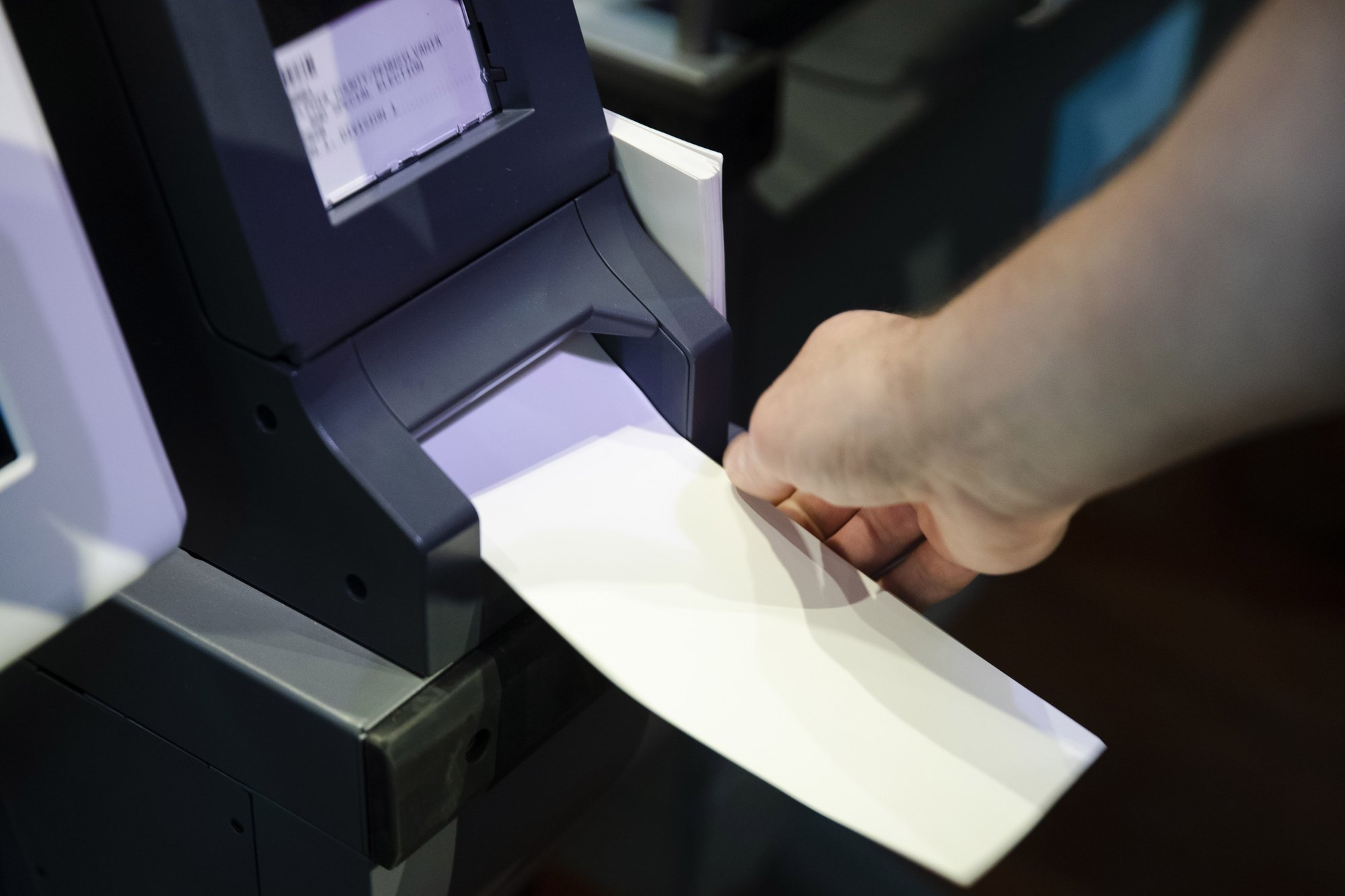 Voting reform package emerges in Pennsylvania Capitol