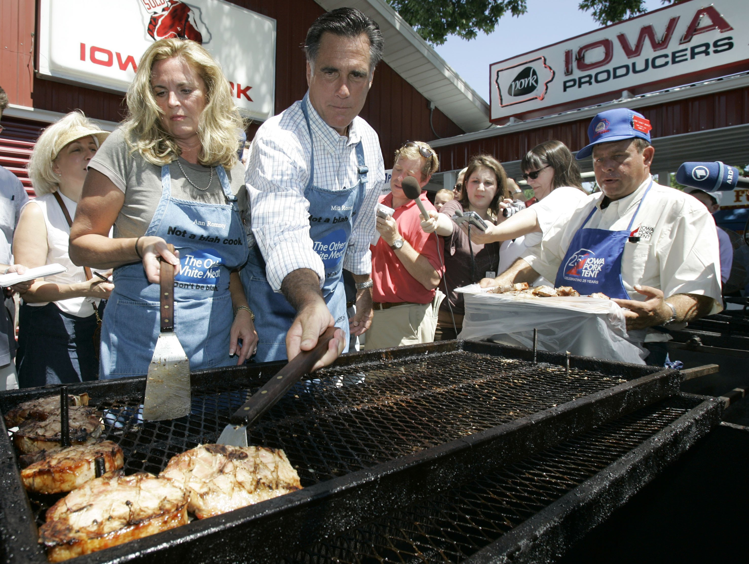 Fried Oreos here: Iowa State Fair a must for 2020 hopefuls