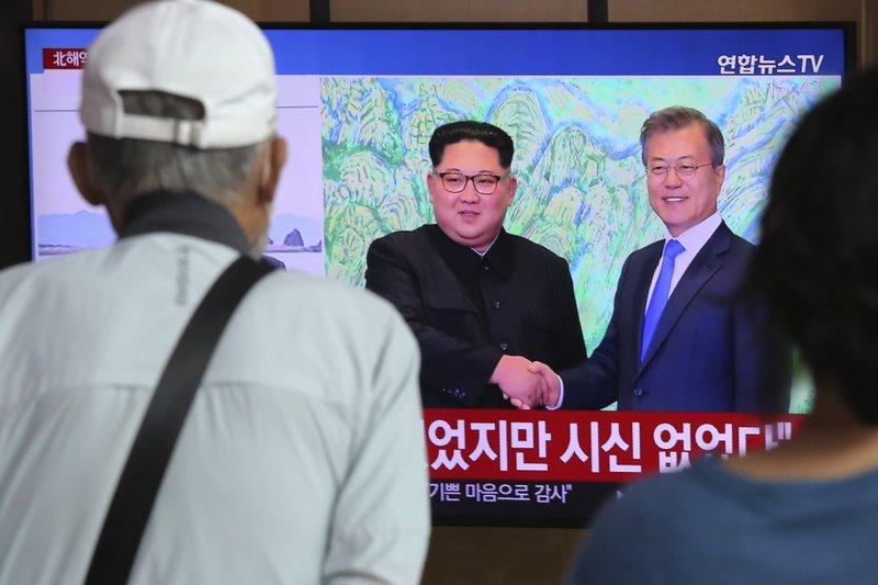 N Korea S Kim Apologizes Over Shooting Death Of S Korean