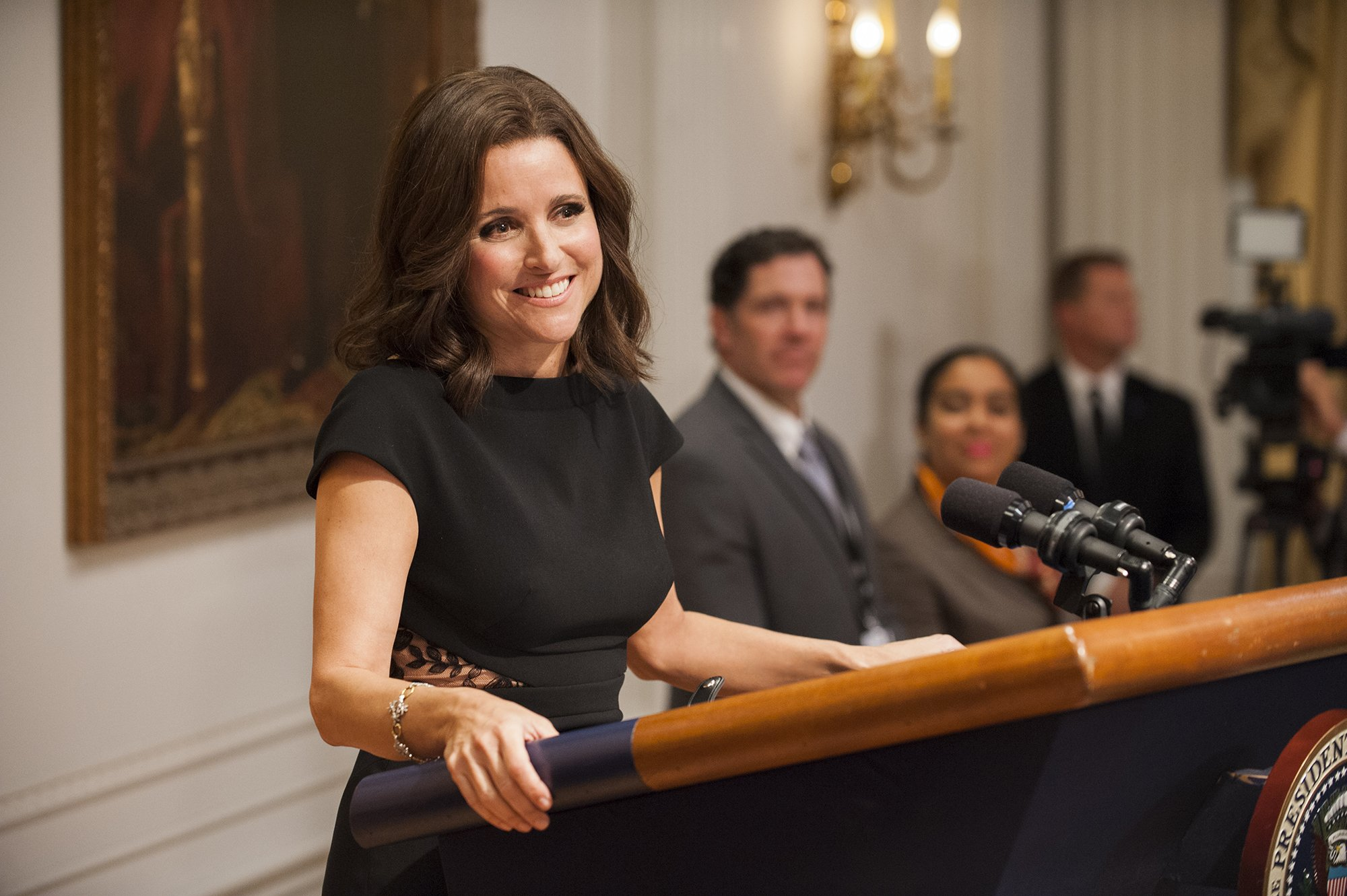 Don Draper, Eleven, Selina Meyer lead AP roles of the decade