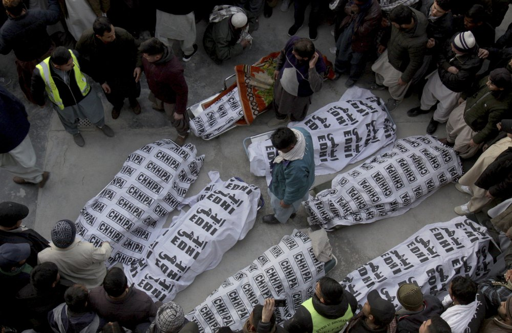 11 Coal Miners from Pakistan's Minority Shiite Community Killed in ISIS Attack