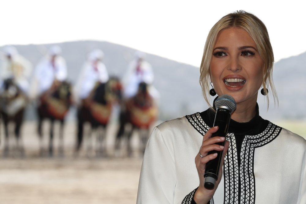 ايفانكا ترامب تزور المغرب و السبب غامض