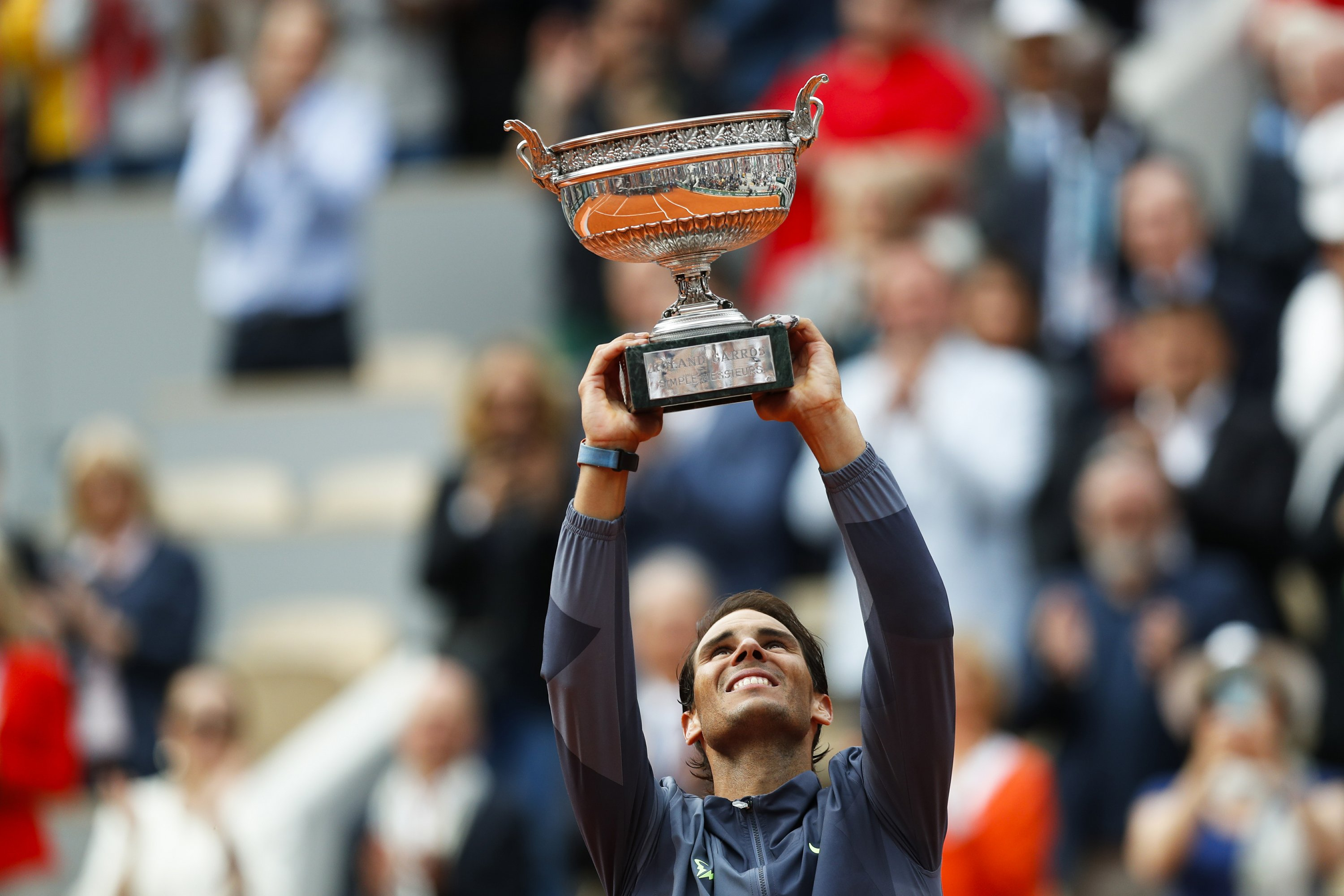 Analysis Nadal And Everyone Else Should Stop Doubting Him