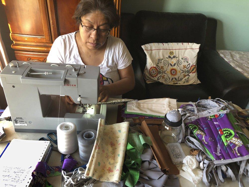 Immigrants adapt to new jobs