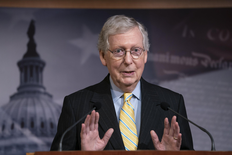Lawmakers Revive Plan To Curb Restraint >> Senate Fails To Limit Trump War Powers Amid Iran Tensions