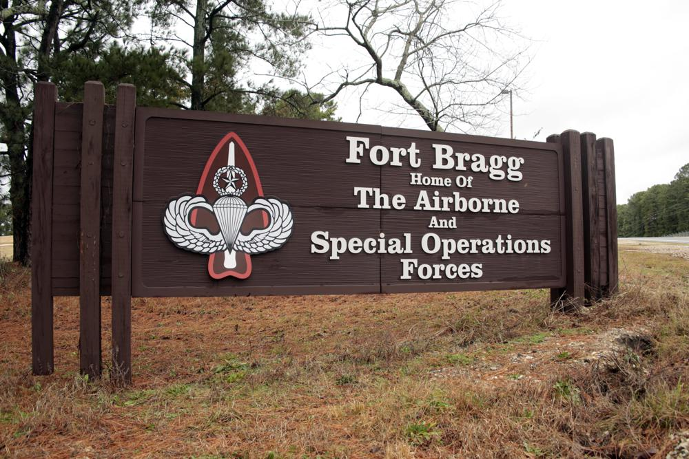 """President Donald Trump said his administration will """"not even consider"""" changing the name of any of the 10 Army bases named  after Confederate Army officers"""