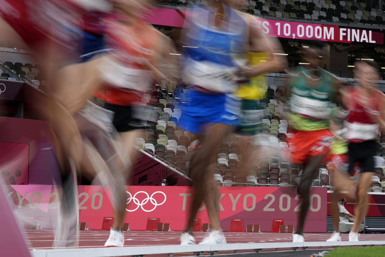 Olympics Latest: US swimmer says races