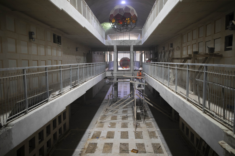 san francisco a8fb2 88655 Massive modern catacombs set to open in Jerusalem
