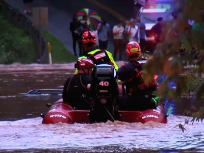 Possible Dam Failure Prompts Virginia Evacuation