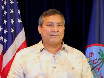 Guam Governor Reassures Nervous Residents