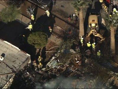 Gas Explosion at Phoenix Home Kills 1, Injures 1