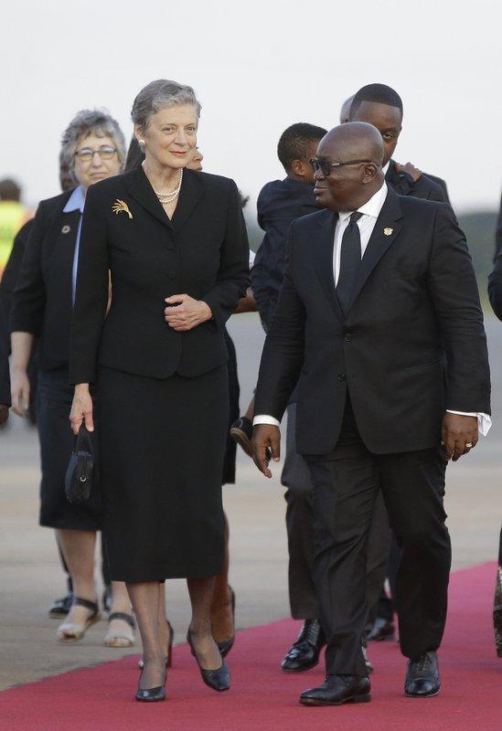 Nane Annan, Nana Addo Dankwa Akufo-Addo
