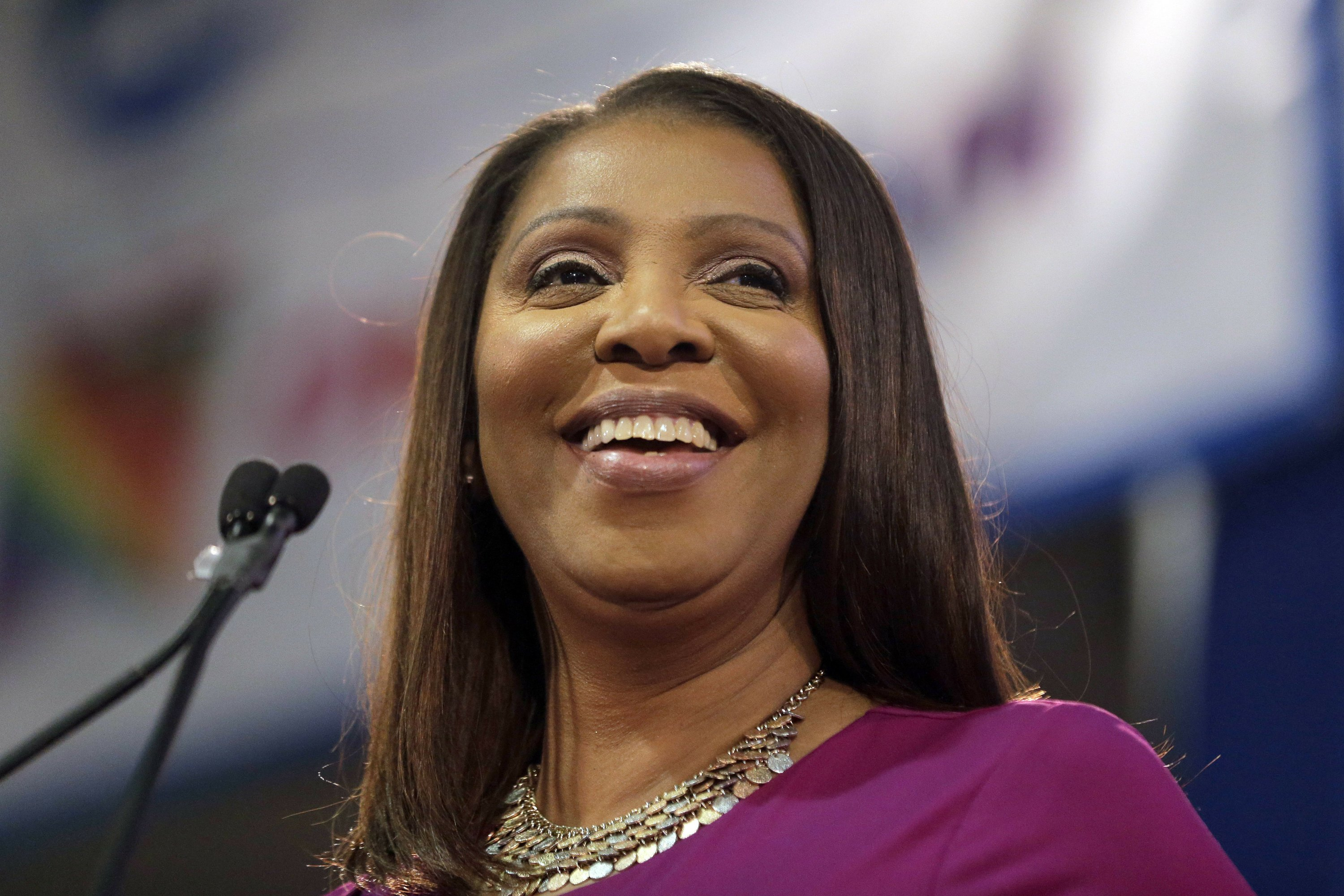 york attorney letitia james - HD 2000×1333