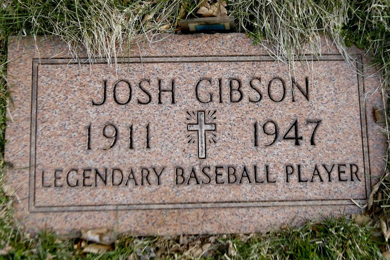 Josh Gibson Grave