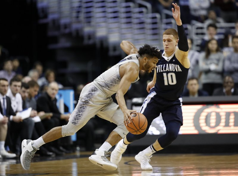 Jagan Mosely, Donte DiVincenzo