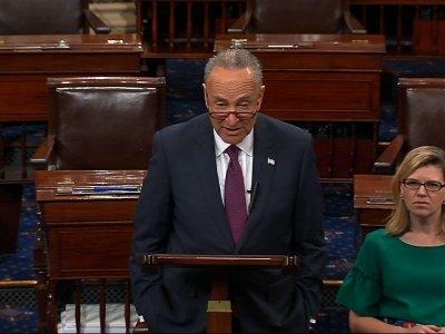 GOP, Democratic Senators Skirmish Over Kavanaugh