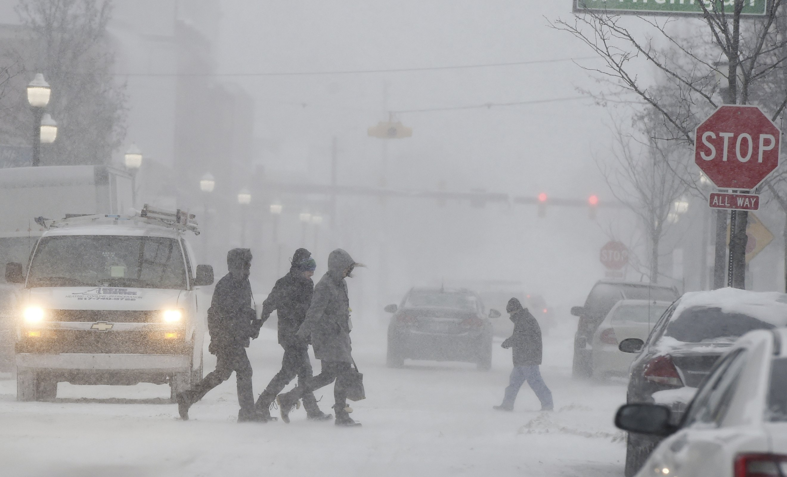 Science Says: Get used to polar vortex outbreaks