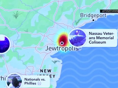 Hack causes apps toshow anti-semitic name
