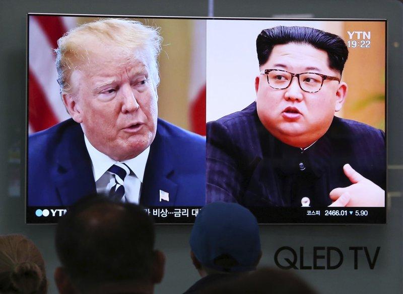 Donald Trump, Kim Jong Un d, Kim Jong Un