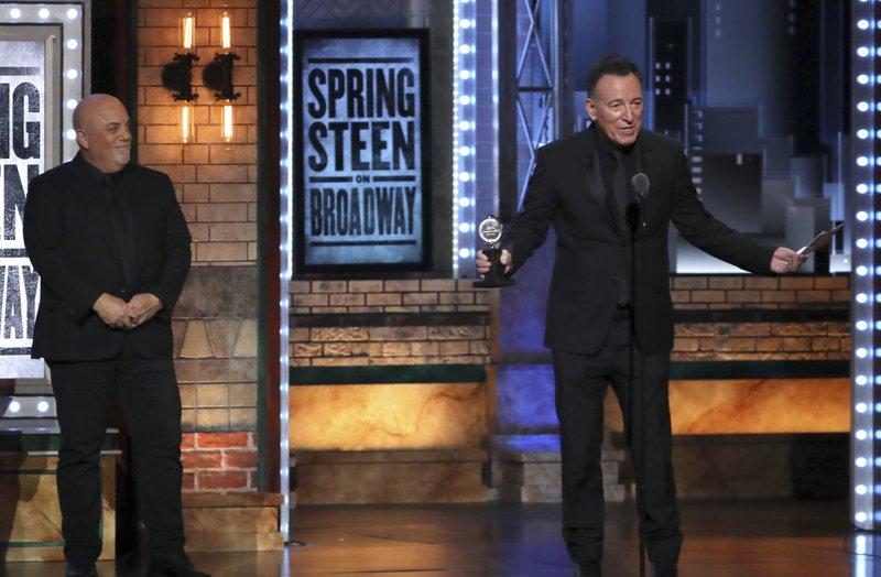 Bruce Springsteen, Billy Joel