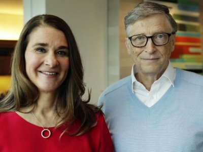 Bill and Melinda Gates Turn Toward US Poverty