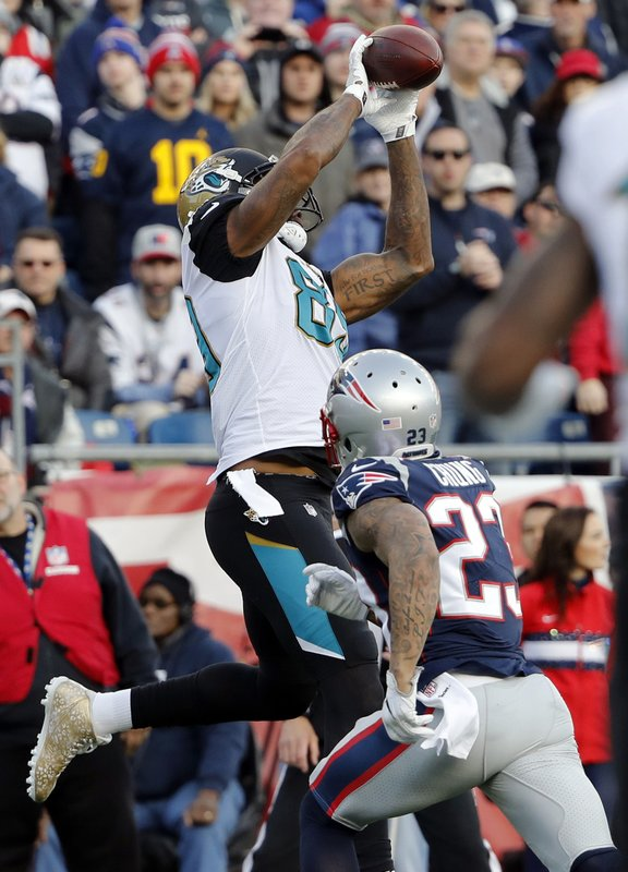 Marcedes Lewis, Patrick Chung