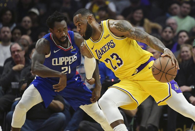 info for 56c9e 23b73 LeBron James sitting out for Lakers against Warriors