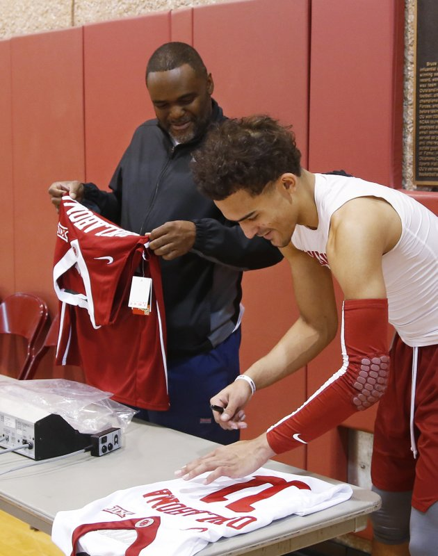 Rayford Young, Trae Young