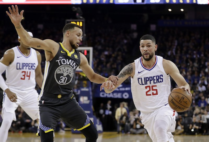 Austin Rivers, Stephen Curry