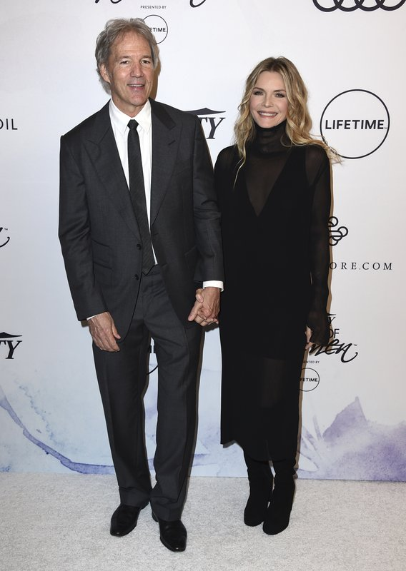 David E. Kelley, Michelle Pfeiffer
