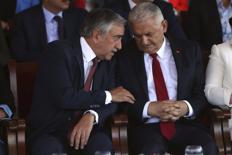 Mustafa Akinci, Binali Yildirim