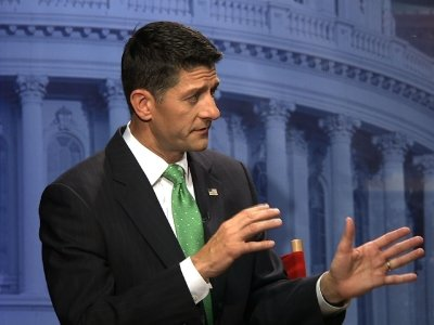 Ryan: GOP Will Have Tax Overhaul By End of Year