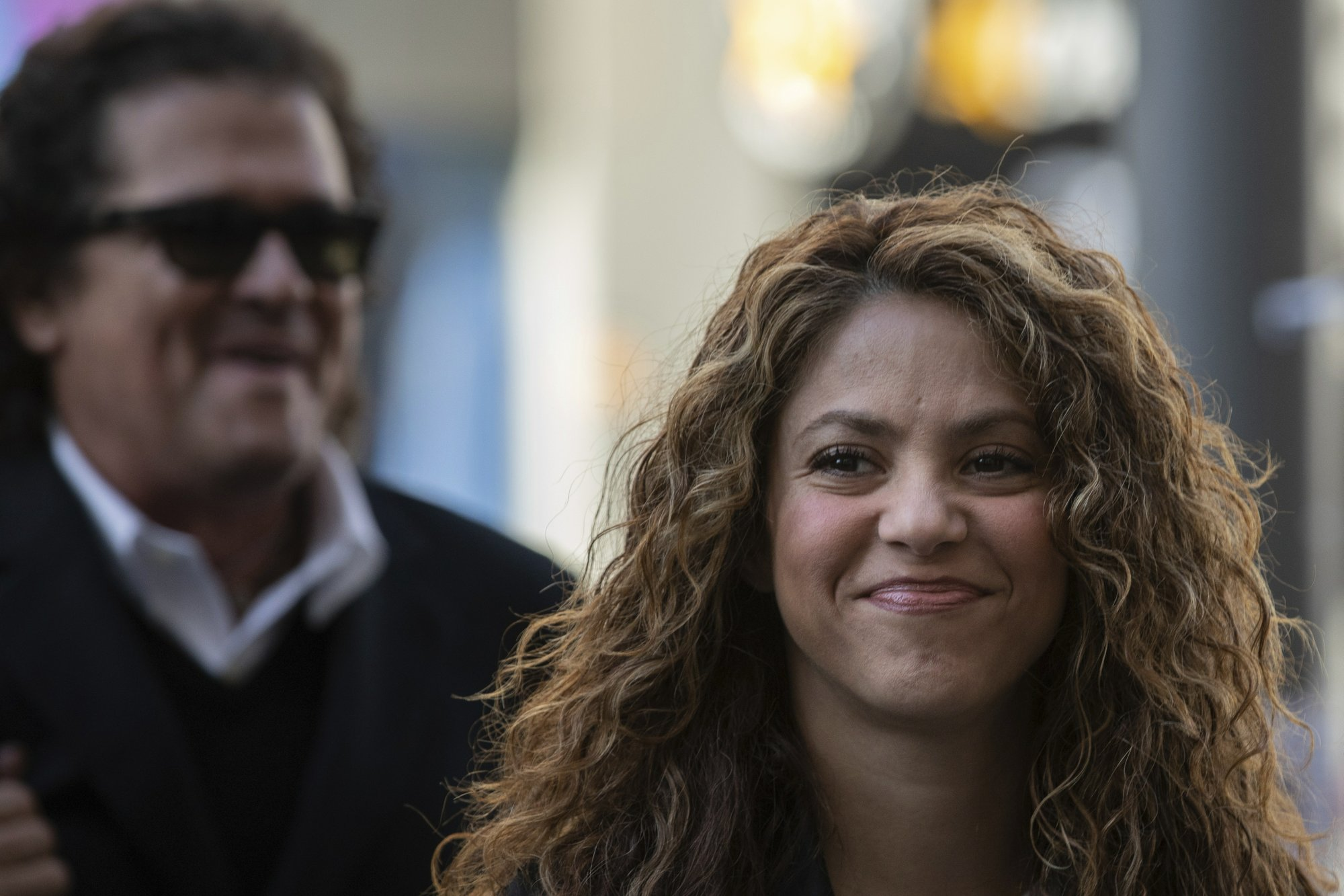 Spanish court clears Shakira, Vives of plagiarism