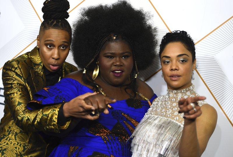 Gabourey Sidibe, Tessa Thompson, Lena Waithe