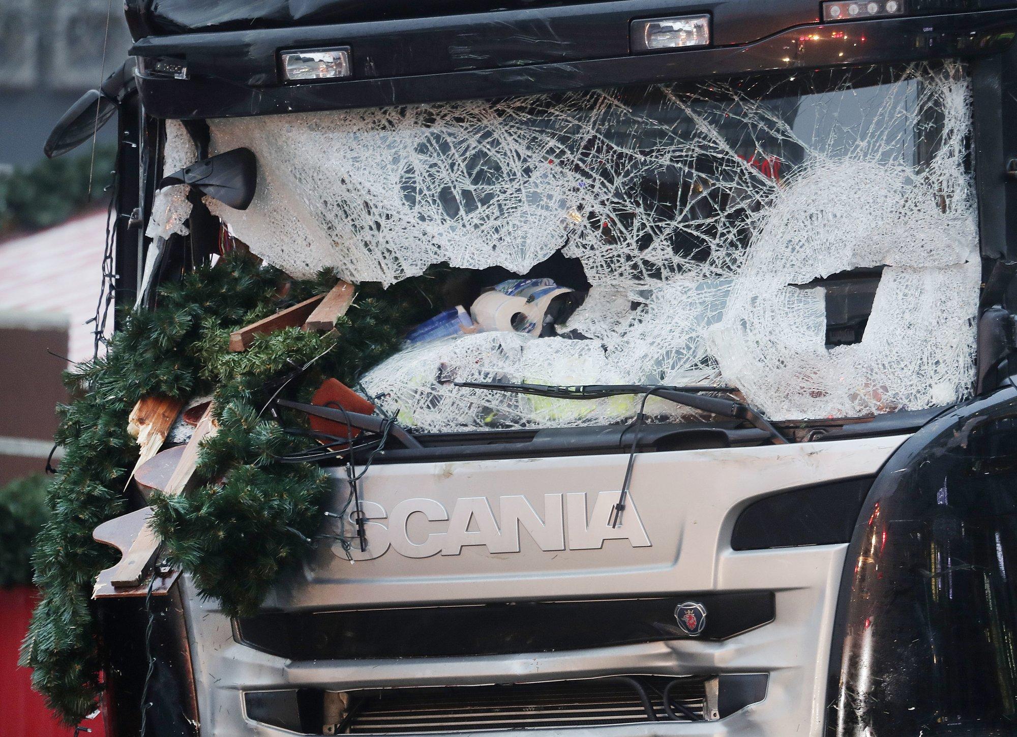 German govt denies cover-up over Berlin Xmas market attack