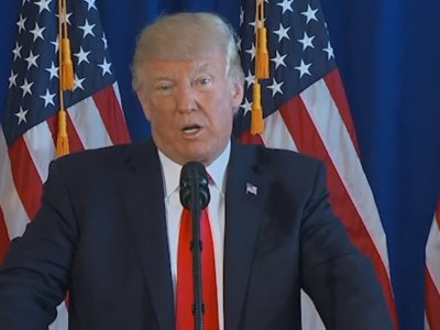 Trump: 'No Place' for Violence Seen in Virginia