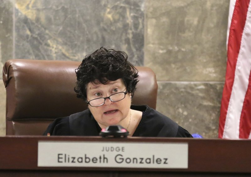 Judge Elizabeth Gonzalez