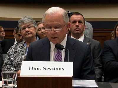 Sessions: 'My Story has Never Changed'
