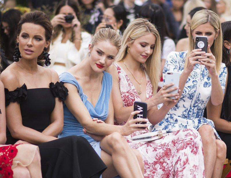 Kate Beckinsale, Rosie Huntington-Whiteley, Dianna Agron, Nicky Hilton Rothschild