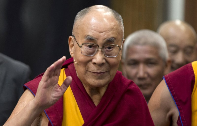 The Dalai Lama Recovering Fast From Chest Infection
