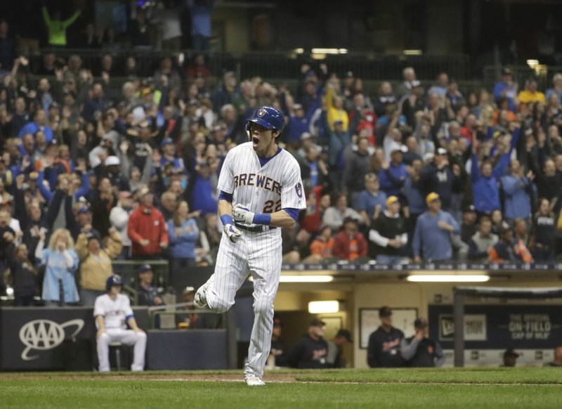 bdbf7d117 One and not done: Brews-Cubs, Rockies-Dodgers in tiebreakers