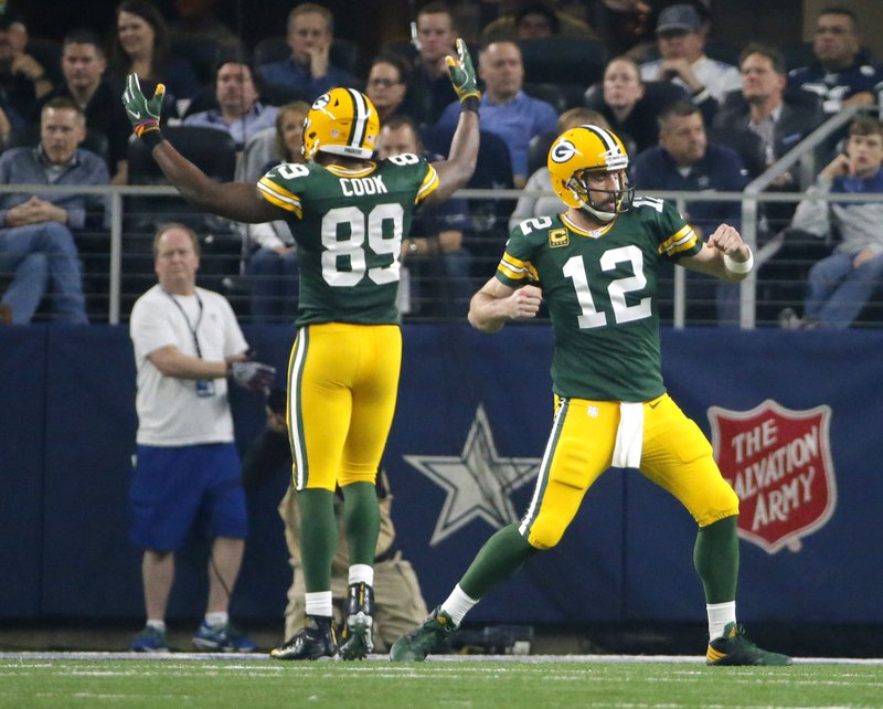 38d23a96a Packers-Cowboys  A great NFL rivalry is renewed on Sunday