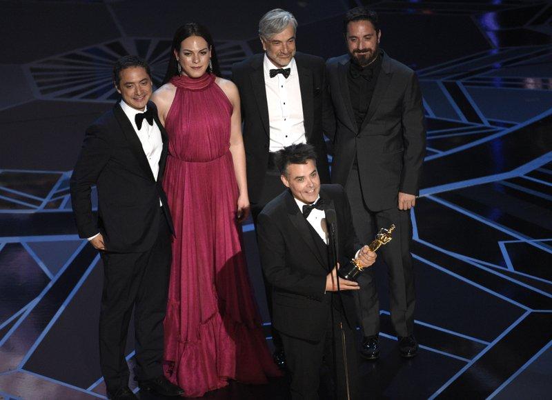 Sebastian Lelio, Juan de Dios Larrain, Daniela Vega, Francisco Reyes, Pablo Larrain
