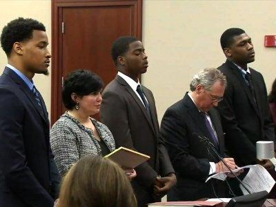 Ex-MSU Footballers Avoid Jail In Sex Assault