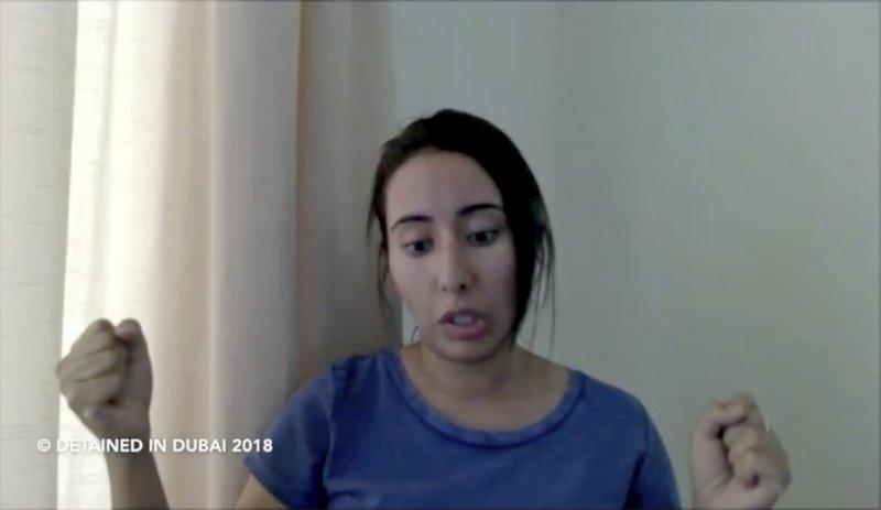 Latifa bint Mohammed Al Maktoum
