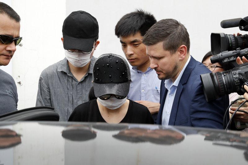 China sentences 16 from Australia's Crown Resorts to prison