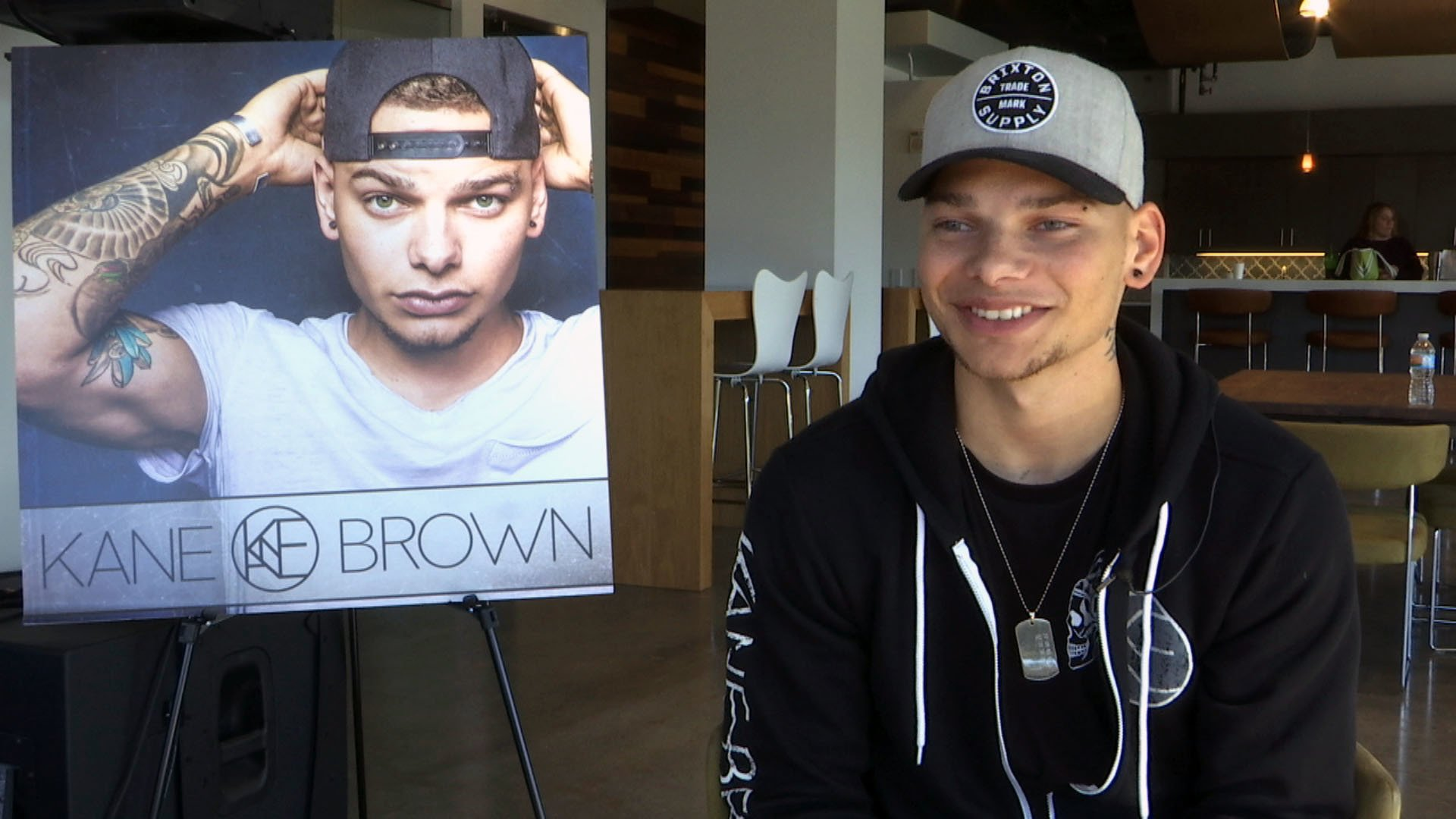 Kane Brown turned Facebook likes into a country music career