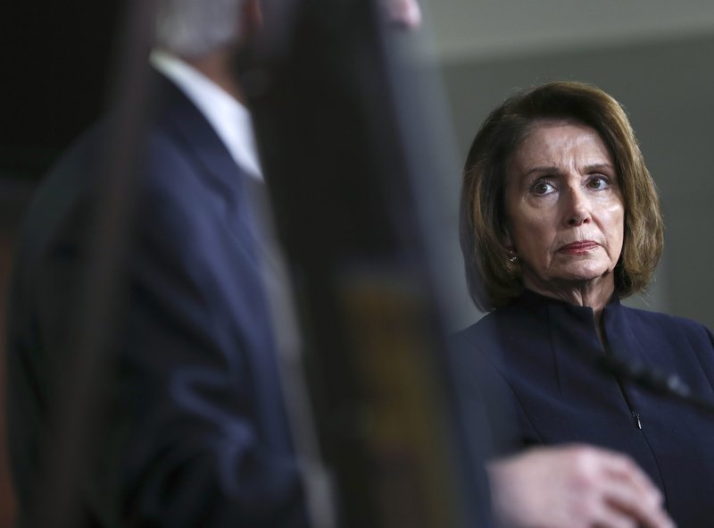 Nancy Pelosi, Mike Thompson